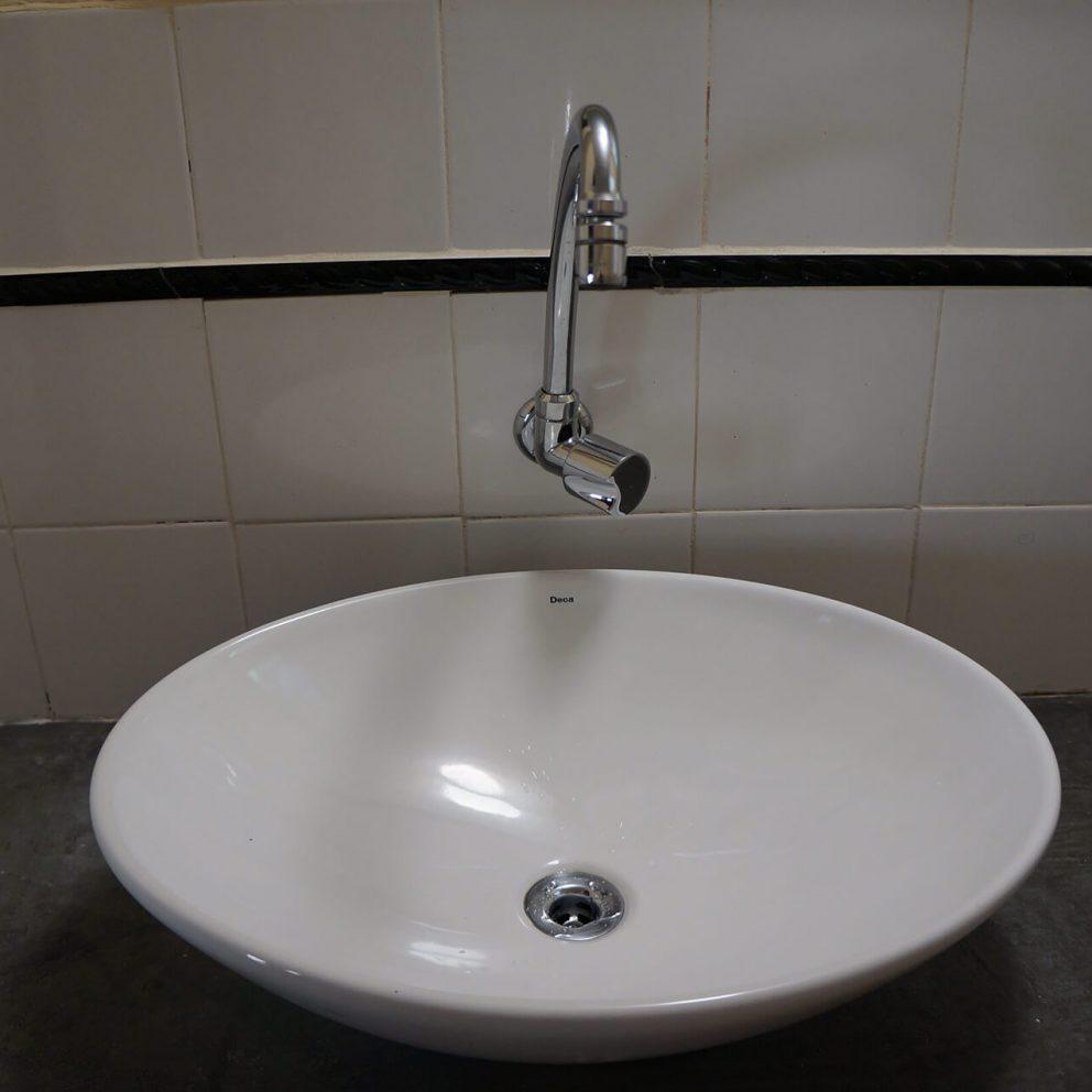 Banheiro Bungalow