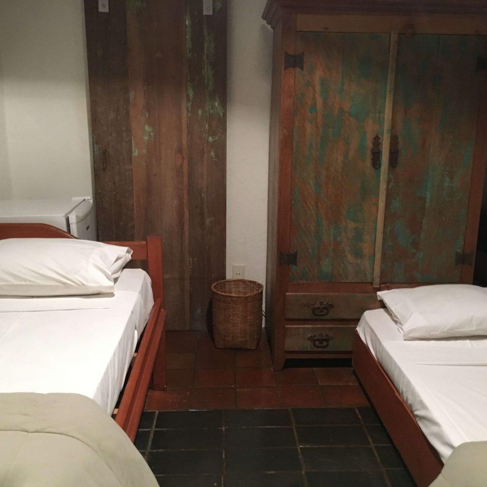 Bungalow camas solteiro