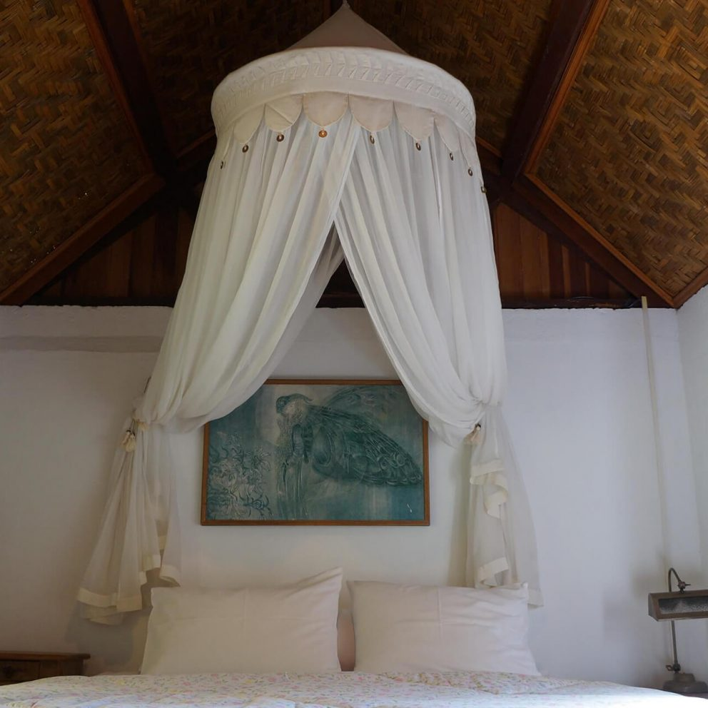Bungalow cama