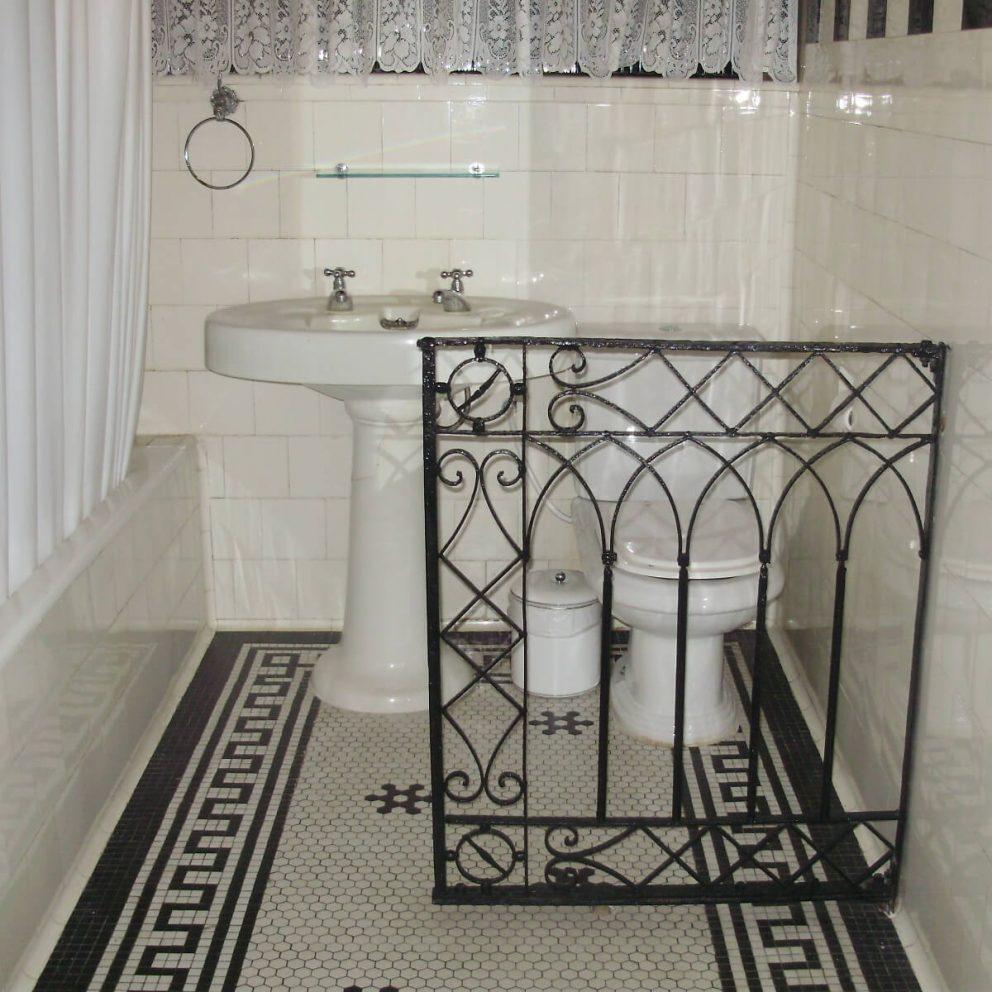 Banheiro Corcovado room