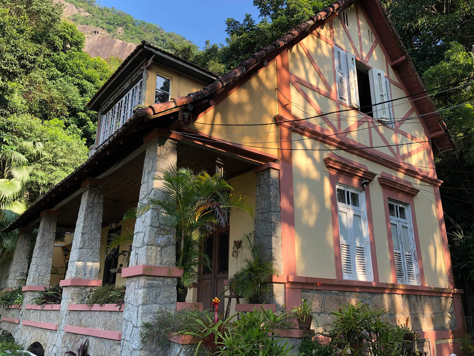 Casa Caminho Corcovado